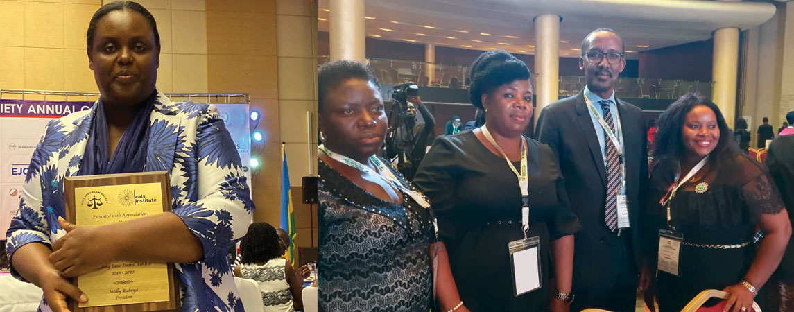 MRB AT THE 24 TH EAST AFRICAN LAW SOCIETY (EALS) ANNUAL CONFERENCE & GENERAL ASSEMBLY, 2019.